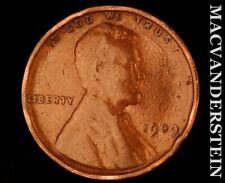 1909 VDB Lincoln Wheat Cent-Semi Key Better Date #Q9314