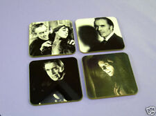 Christopher Lee Horror Dracula Drinks Coaster Set
