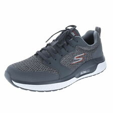 Skechers Go Run Steady - Persuasion Charcoal Mens Running Size 12M