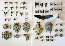 X-Wing Miniatures Game Bundle Job Lot of 67 Large & Small Ships First Edition