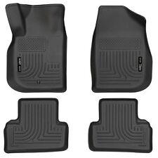 Husky Liners WeatherBeater Floor Mats- 4pc- 98101- Chevy Cobalt/Pontiac G5 05-10
