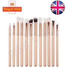 12x Professional Eyeshadow Blending Pencil Eye Brushes Set Makeup Tool Cosmetic