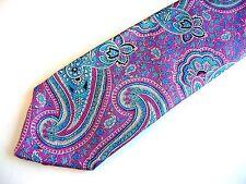 NEW Robert Talbott Seven 7 Fold woven silk tie -*$285 Retail* -new with tags NWT