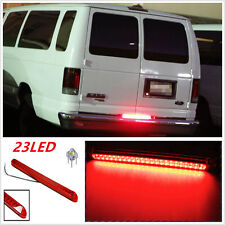 "18"" 23LED Trunk Tailgate Red LED Light Bar For Tail Brake Functions For Truck"