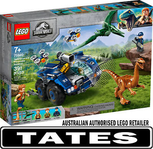 LEGO 75940 Gallimimus and Pteranodon Breakout  - Jurassic World from Tates To...