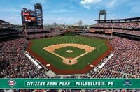 PHILADELPHIA PHILLIES ~ CITIZENS BANK PARK 22x34 POSTER MLB Baseball Stadium