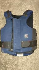 Rodney Powell body protector size 2W Short (childs large wide short) 2009 navy