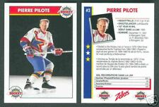 1994-95 Zellers Masters of Hockey Pierre Pilote