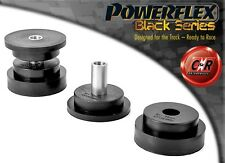 Saab 9-5 (98-10) YS3E Powerflex Black Rear Trailing Arm Bushes PFR66-110BLK