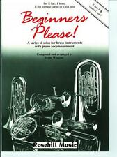 Beginners Please! for Eb/F Brass Instruments, Bram Wiggins WIN0087