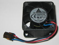 Delta 40 mm x 28 mm High Pressure Fan - 24 V - 16 CFM - 9500 RPM - FFB0424VHN