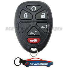 Replacement for Chevrolet Suburban 1500 2500 - 2007 2008 2009 2010 6b Remote