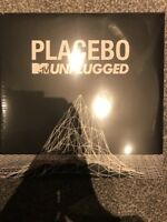 PLACEBO 'MTV UNPLUGGED'  2 X VINYL LP - NEW AND SEALED