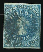 CHILE SOFICH # 8 FB 10-4, 4 Margins Used VF