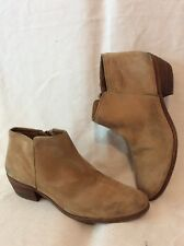 2e6ede446 Sam Edelman Brown Ankle Leather Boots Size 6