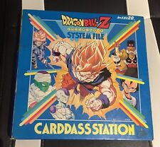 Carte dragon ball -  Classeur Carddass Carddass Station System File 1 Ultra Rare