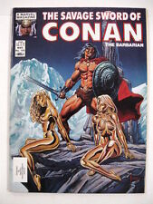 SAVAGE SWORD OF CONAN #100-135 LOT (26 books) PLUS SAVAGE TALES 3