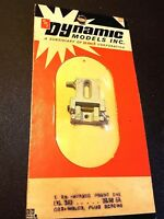 Dynamic Swinging Pivot Hinge Bracket #543.  New in package with 2 screws