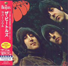 BEATLES - RUBBER SOUL ( REMASTERED MINI LP AUSIO CD with OBI and booklet )