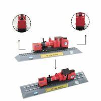 Model Car Power Train Steam Locomotives Plastic Static Decoration Toys Sand