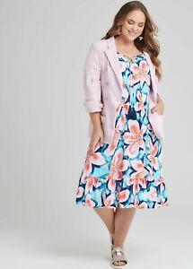 ts Taking Shape Vitrue Dress Size 16  (S) Mi Amore style  NWT