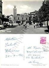 Cartolina di Licata, municipio - Agrigento, 1963