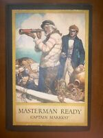 Masterman Ready Captain Marryat John Rae 1ST 1928 Wreck of the Pacific Hardack