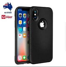 Luxury Carbon Fiber  Shock Proof Case Cover For Apple iPhone X, XS