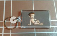 Leisure Suit Larry Magna Cum Laude E3 2003 Promo KEYCHAIN -  Swag/PC/Xbox/PS2