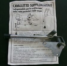 CAVALLETTO SUPPLEMENTARE MOTORE VESPA PK 50 S -PK 50 XL - RUSH -50 N -50 FL2 HP