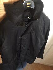 Whyred Mens Highboy Li Black Jacket 54(xxl)