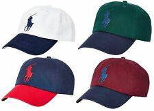 Polo Ralph Lauren Men's Classic Big Pony Baseball Cap