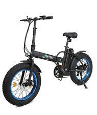 26 500w 36v Black Electric Fat Tire Mountain Snow Bicycle Beach E Bike Moped