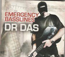 DR DAS - emergency basslines CD