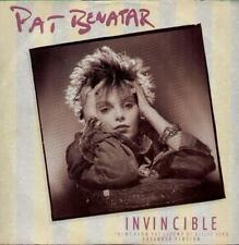 "PAT BENATAR Incincible  12"" Ps, 4 Tracks, Extd/Instrumental/Promises In The Dark"