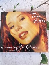 TORI AMOS SCREAMING IN SILENCE CD CANADIAN BROADCAST 1992 NEW SEALED