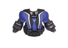 New Vaughn V6 1000 Pro Senior XL ice hockey goalie chest and arm protector SR