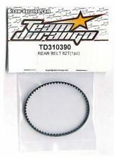 RC Team Durango TD310390 Rear Belt 62T DETC410 v2 1/10 Touring Car 4WD Part NIB