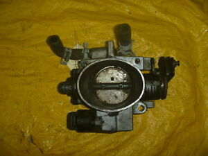96-99 Oldsmobile Silhouette Pontiac Trans Sport Chevrolet Throttle Body OEM 3.4L
