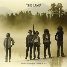 The Band - Live in Washington DC SEALED NEW! Import 180g LP Live in 1976