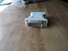 DVI-I 24+5 Pin Male To 15 Pin VGA Female Adapter Convertor