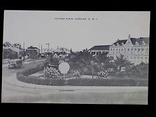 POST CARD Juliana Plein Curacao Netherlands West Indies N.W.I VINTAGE POSTCARDS