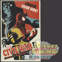 CIVIL WAR II #5 MICHAEL CHO VARIANT
