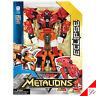 METALIONS ECLIPSE (Leo,Taurus/Big Size)Intergration Transformer Animal Robot Toy