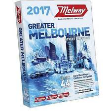 Greater Melbourne 2017 Street Directory by Ausway Publishing Pty Ltd (Paperback, 2016)