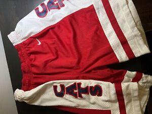 Nike Arizona Wildcats Basketball Shorts Red Size XL