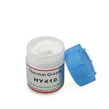 20g White Silicone Compound Thermal Conductive Grease Paste CPU GPU LED IC Chip