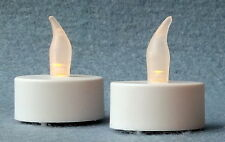 LED - Teelichter 2-er-set Flackernd 12 Einheiten