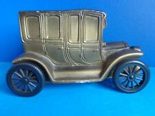 VINTAGE PLASTIC ANTIQUE CAR BAND- 20TH ST BANK- HUNTINGTON, W VIRGINIA