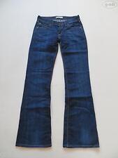 Levi's 572 Bootcut Pantalon Jeans, W 29 /L 32, TOP Lavage ! Faded Denim Indigo